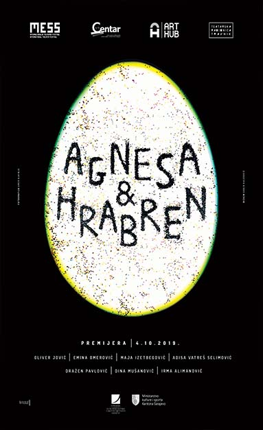 Agnesa i Hrabren