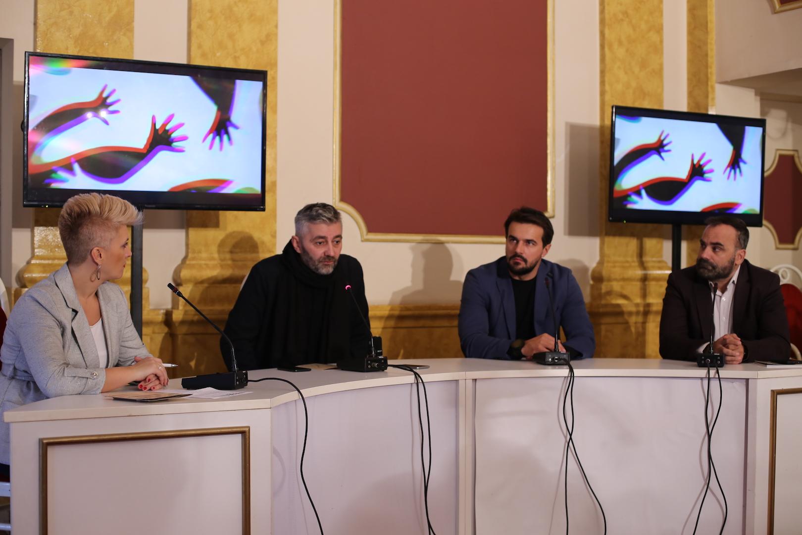 Press konferencija Festival MESS