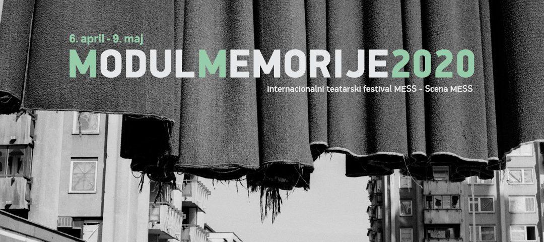 ONLINE PROGRAMI JUBILARNOG IZDANJA MODULA MEMORIJE 2020  POČINJU 4. APRILA